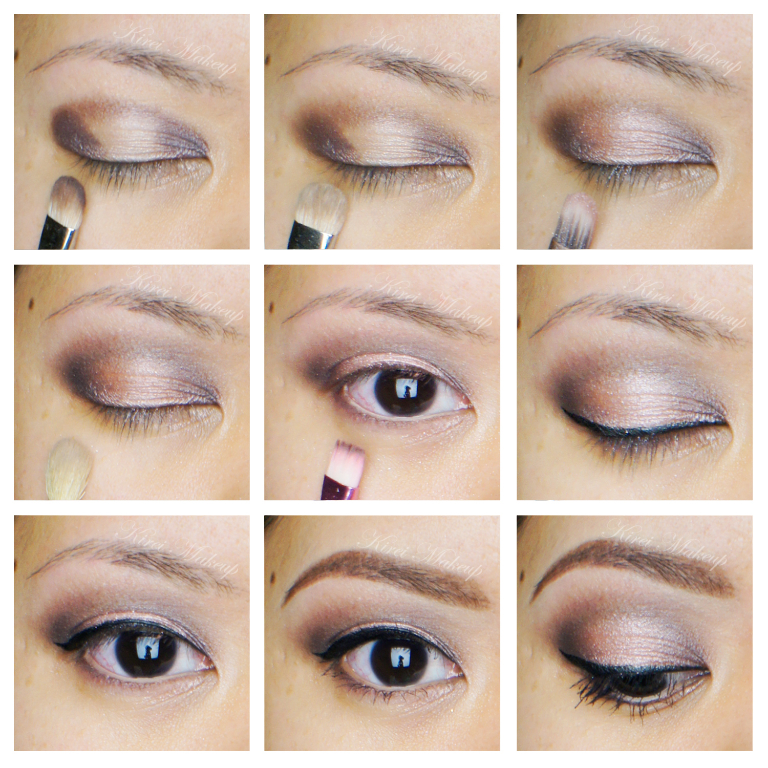 3 Ways To Look Better Naked Youtube: Urban Decay Naked 3 Look #2