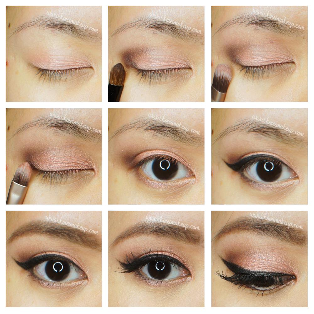 Soft romantic makeup revisited kirei makeup soft smokey eyes tutorial baditri Images
