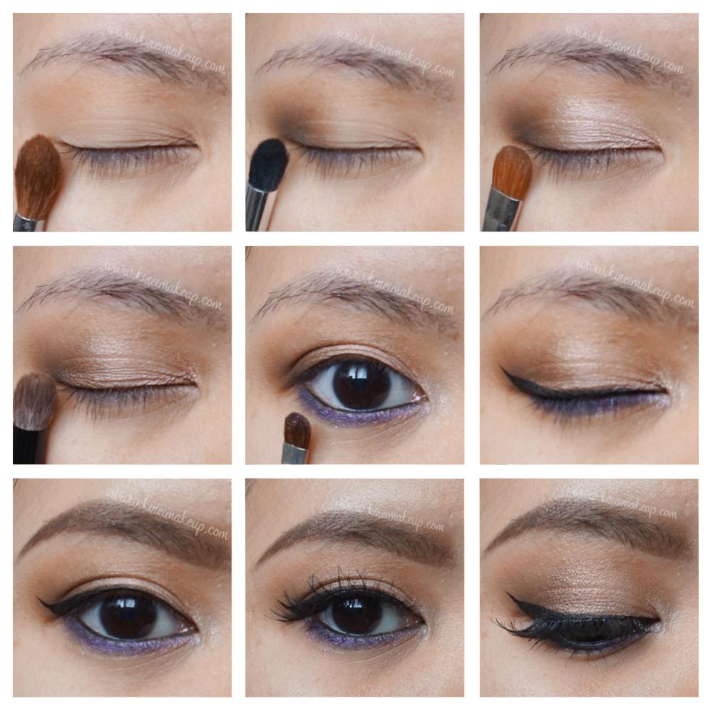 Too faced chocolate bar tutorial 3 kirei makeup baditri Images