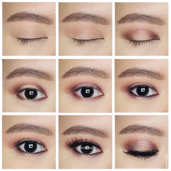 tarte pro palette makeup tutorial