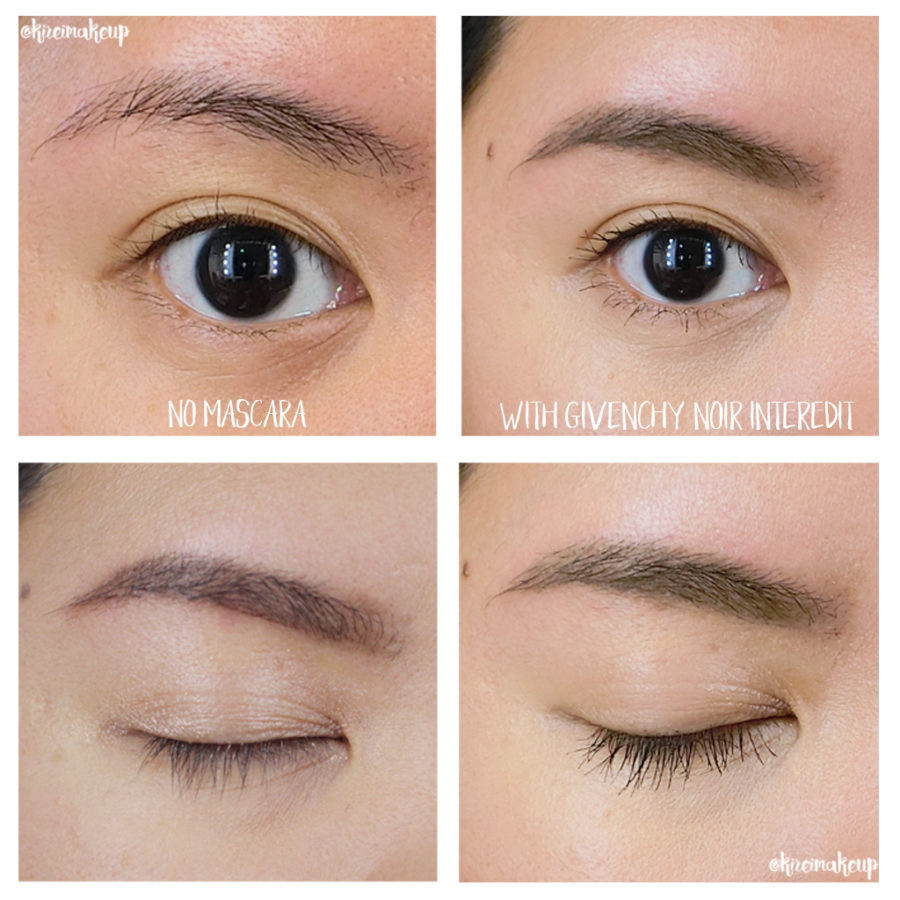 givenchy noir interedit review asian eyes