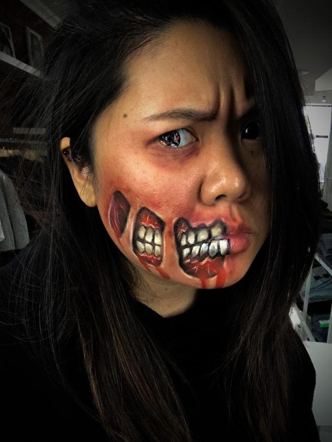 Zombie Face Paint Halloween Makeup Kirei Makeup